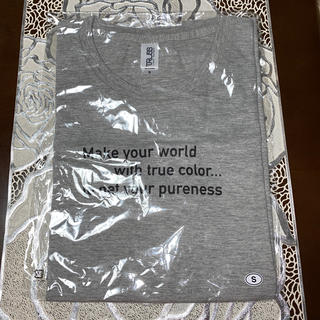 下野紘バースデーライブイベント リアル-REAL- Tシャツ グレー Sサイズ(Tシャツ)