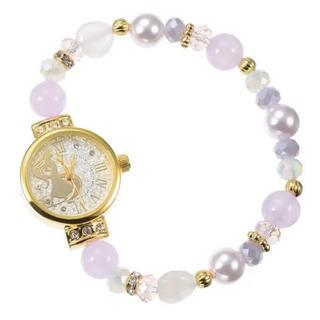 ディズニー(Disney)の定価¥4320 ディズニープリンセス ラプンツェルブレスレット腕時計(腕時計)