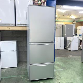 シャープ(SHARP)の⭐️SHARP⭐️冷凍冷蔵庫 2018年 左右両扉開き 美品 大阪市近郊配送無料(冷蔵庫)