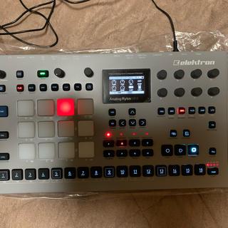 elektron  analog rytm mk2(音源モジュール)