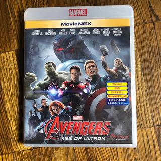アベンジャーズ/エイジ・オブ・ウルトロン MovieNEX Blu-ray(外国映画)