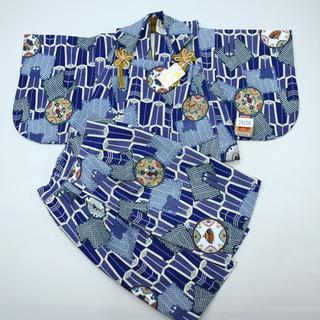 一つ身 二部式被布セット ベビー用 男児用 ポリエステル100% NO24158(和服/着物)