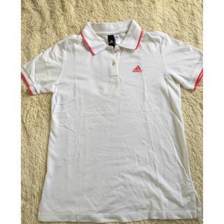 アディダス(adidas)のadidas ポロシャツLサイズ(ポロシャツ)