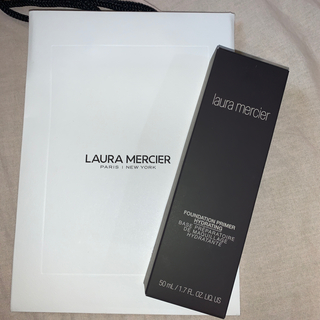 laura mercier - ローラ メルシエ ファンデーション プライマー ハイドレーティング  プレゼント