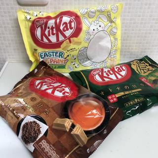 Nestle - キットカット3袋