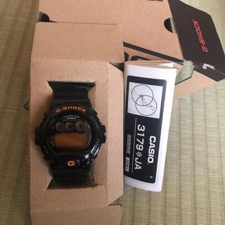 ジーショック(G-SHOCK)のGショック ブラックオレンジ(腕時計(デジタル))
