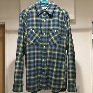 Levi's - FIVE BROTHER  ファイブブラザー チェックシャツ ネルシャツ