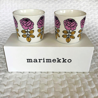 marimekko - 新品未使用⭐︎完売品マリメッコ ヴィヒキルース ラテマグ マグカップ