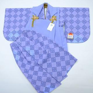 一つ身 二部式被布セット ベビー用 男児用 ポリエステル100% NO24162(和服/着物)