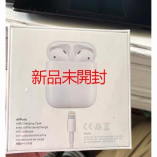 Apple - airpods アップル 第二世代