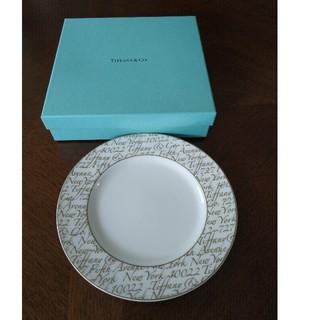 Tiffany & Co. - ティファニー ノーツ かわいいお皿