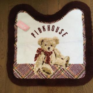 ピンクハウス(PINK HOUSE)のPINK HOUSE トイレマット(トイレマット)