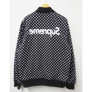 Supreme - 土日限定値下げ!14SS Reversible Varsity Jacket