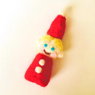 ふわふわ小人さん指人形(ぬいぐるみ/人形)
