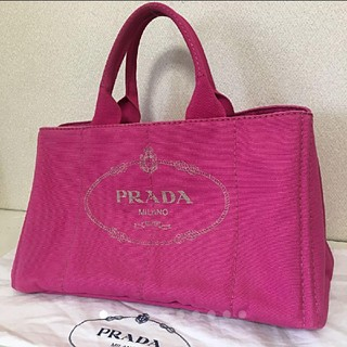 プラダ(PRADA)のPRADA‼️美品(^^)カナパー  Lサイズ‼️(ハンドバッグ)