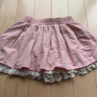 シマムラ(しまむら)の150  キュロットスカート(スカート)