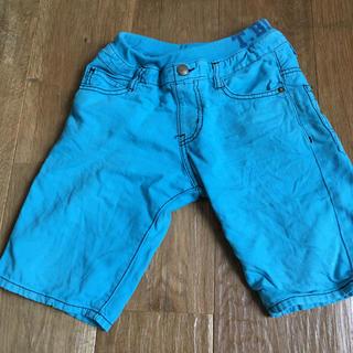 ブリーズ(BREEZE)のブリーズ ハーフパンツ 130  水色 青?(パンツ/スパッツ)
