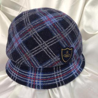 ヴィヴィアンウエストウッド(Vivienne Westwood)のヴィヴィアンウエストウッド 帽子(キャスケット)