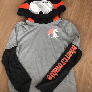 アバクロンビーアンドフィッチ(Abercrombie&Fitch)のアバクロandフィッチ 長袖フード付きカットソー(Tシャツ/カットソー)