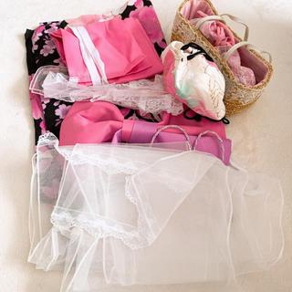 GRL - 花柄浴衣セット
