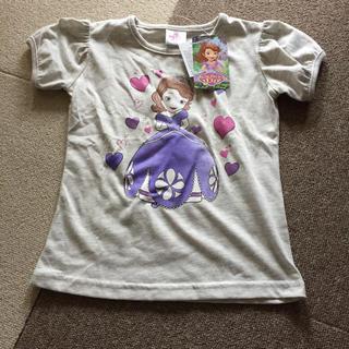 ディズニー(Disney)の目玉商品 新品 ディズニー プリンセスソフィア Tシャツ タグ付き(Tシャツ/カットソー)