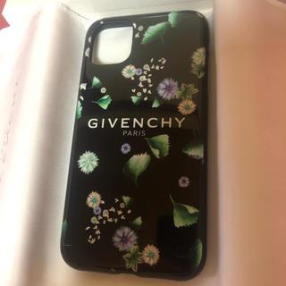 ジバンシィ(GIVENCHY)のgivanchy iPhoneXI case(iPhoneケース)