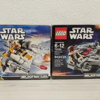 レゴ(Lego)の【 レゴ2種セット】レゴ LEGO スターウォーズ(知育玩具)
