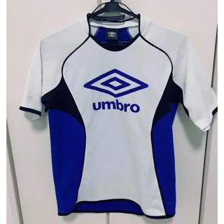 アンブロ(UMBRO)のUMBRO サッカーTシャツ(ウェア)