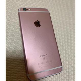 Apple - 美品!!iPhone6s simフリー 64GB