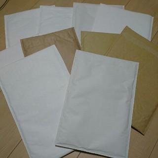 プチプチ緩和材付き封筒8点(ラッピング/包装)