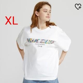 ユニクロ(UNIQLO)のXL ユニクロ 村上 隆 ビリーアイリッシュ (Tシャツ(半袖/袖なし))
