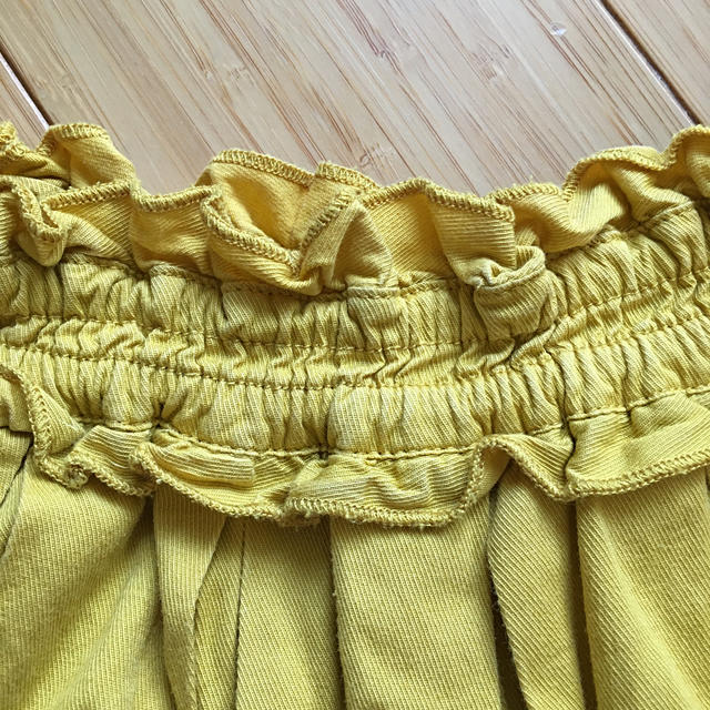 Branshes(ブランシェス)の美品*branshes キュロットスカート  130 140 キッズ/ベビー/マタニティのキッズ服女の子用(90cm~)(スカート)の商品写真
