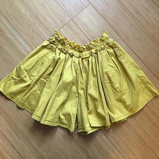 Branshes - 美品*branshes キュロットスカート  130 140