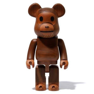 A BATHING APE - BAPE BABY MILO BE@RBRICK 400% カリモク