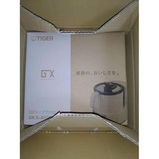 タイガー(TIGER)の新品 skx-a100-w タイガー IHスーププロセッサー (フードプロセッサー)