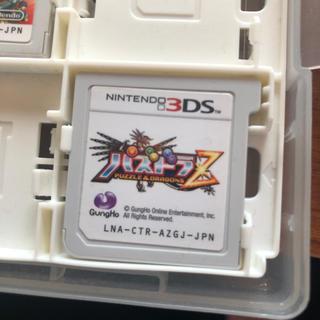 パズドラz 3ds(家庭用ゲームソフト)