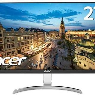 エイサー(Acer)のAcer モニター ディスプレイ OmegaLine RC271Usmidpx (ディスプレイ)