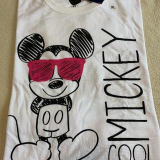 ディズニー(Disney)の【新品・未着用  大きいサイズ】  ミッキー   Tシャツ(Tシャツ(半袖/袖なし))