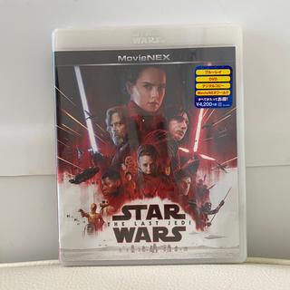 ディズニー(Disney)のスター・ウォーズ/最後のジェダイ MovieNEX Blu-ray(外国映画)