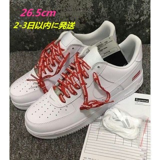 NIKE - 26.5cm Nike Air Force 1 Low ホワイト