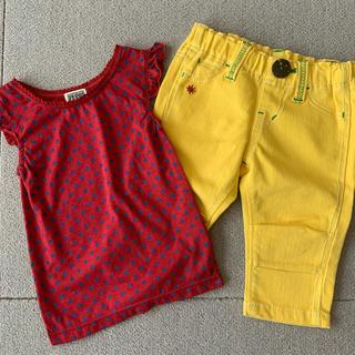 エフオーキッズ(F.O.KIDS)のF.O.KIDS タンクトップ ズボン(Tシャツ/カットソー)