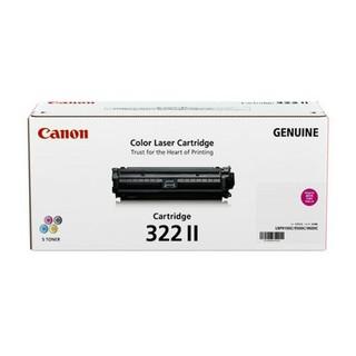Canon - 【未使用】トナーカートリッジ 322IIマゼンタ CANON