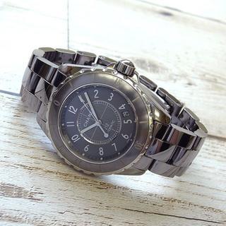 シャネル(CHANEL)のシャネル J12 クロマティック 38mm 自動巻 メンズ レディース 腕時計(腕時計(アナログ))