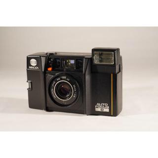 コニカミノルタ(KONICA MINOLTA)の実写フィルムカメラ MINOLTA AF-S QD 35mm F2.8 完動美品(フィルムカメラ)