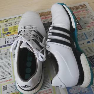 アディダス(adidas)のアディダスゴルフシューズ 26.5cm (シューズ)