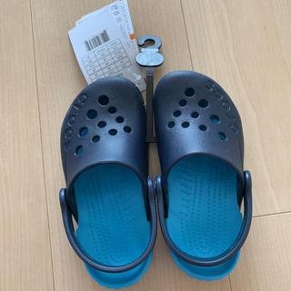 crocs - 新品 クロックス キッズ サンダル 15.5cm