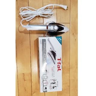 ティファール(T-fal)のT-FAL DV9000J0 衣類スチーマー 「トゥイニー ジェットスチーム」(アイロン)