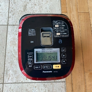 Panasonic - 炊飯器  1升炊き パナソニック  SR-SX182