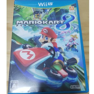 ウィーユー(Wii U)のマリオカート8 Wii U(家庭用ゲームソフト)
