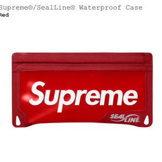 Supreme - Supreme Sealine Water Proof Case
